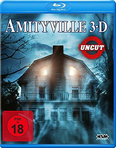 Amityville 3 (Uncut) (2D-, 3D- & anaglyphe 3D-Version) [Blu-ray]