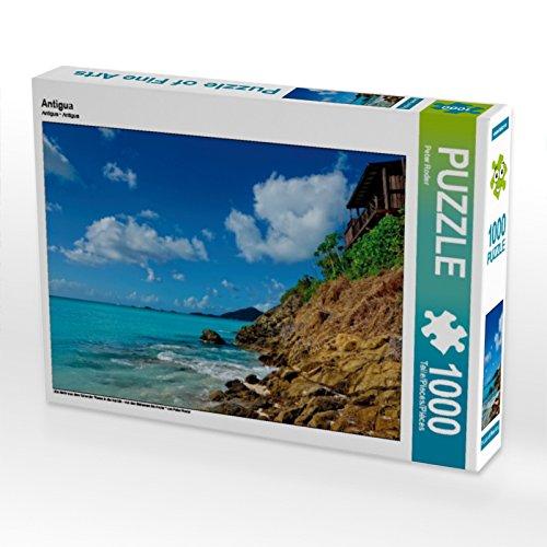 Preisvergleich Produktbild Antigua 1000 Teile Puzzle quer