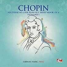 Nocturne 2 for Piano F-Sharp minor / Romance