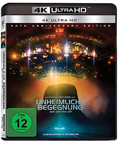 Unheimliche Begegnung der Dritten Art (4K Ultra HD) [Blu-ray]