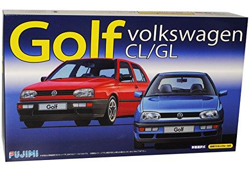 Fujimi Volkwagen Golf III CL GL 5 Türer 1991-1997 Kit Bausatz 1/24 Modell Auto Modell Auto