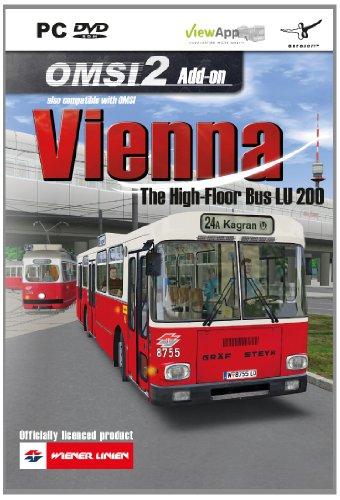 OMSI 2: Vienna - The High Floor Bus LU 200 (Add-on)