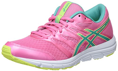 ASICS Gel-Zaraca 4 GS Junior Zapatillas Para Correr - SS16 - 36