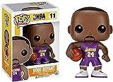 zzj Pop! Personaje de la NBA: Lakers # 11 Kobe Bryant No. 24 Figura Coleccionable