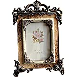 Giftgarden 5 x7 Vintage Picture Frame, Friends Gifts For Photo or...