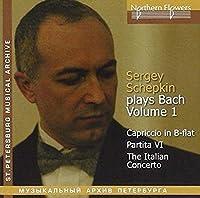 Bach Piano- Vol.1: Italian Concerto Cap