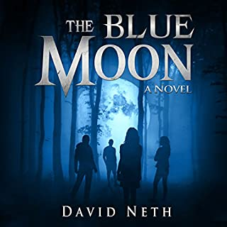 The Blue Moon audiobook cover art