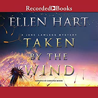 Taken by the Wind audiobook cover art