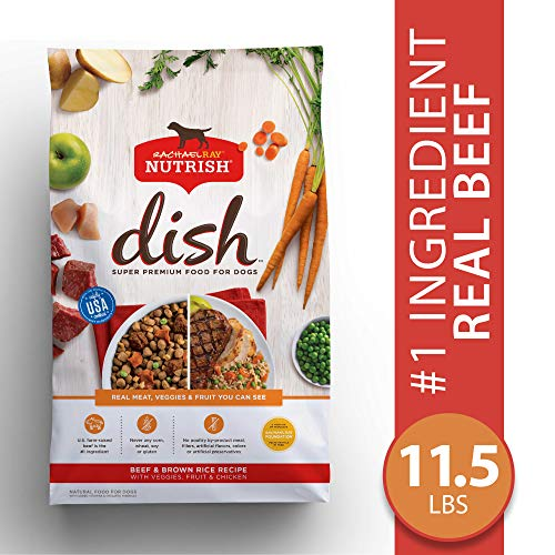 Rachael Ray Nutrish Dish Super Premium Dog Food