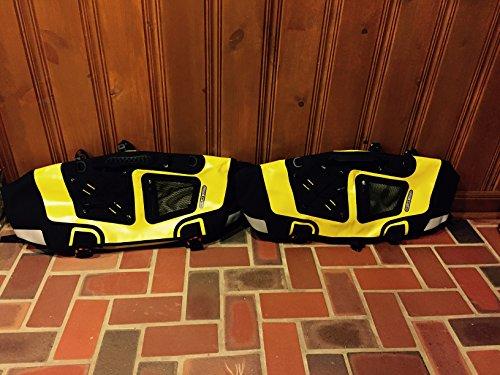 Ortlieb - Alforja para sillín de Bicicleta (54 L), Color Negro