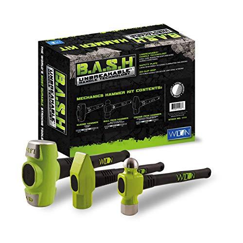 Wilton B.A.S.H Mechanics Hammer Kit (11111)