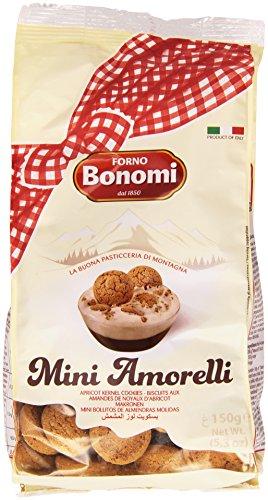 Bonomi Mini Amorelli Amarettini 150 gr.