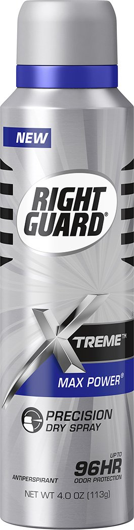 Right Guard Antiperspirant Dry Spray Oun Max Power Cheap mail Sales order shopping Deodorant 4