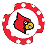 Thirstystone University of Louisville Dots Car Cup Holder Coaster, 2-Pack