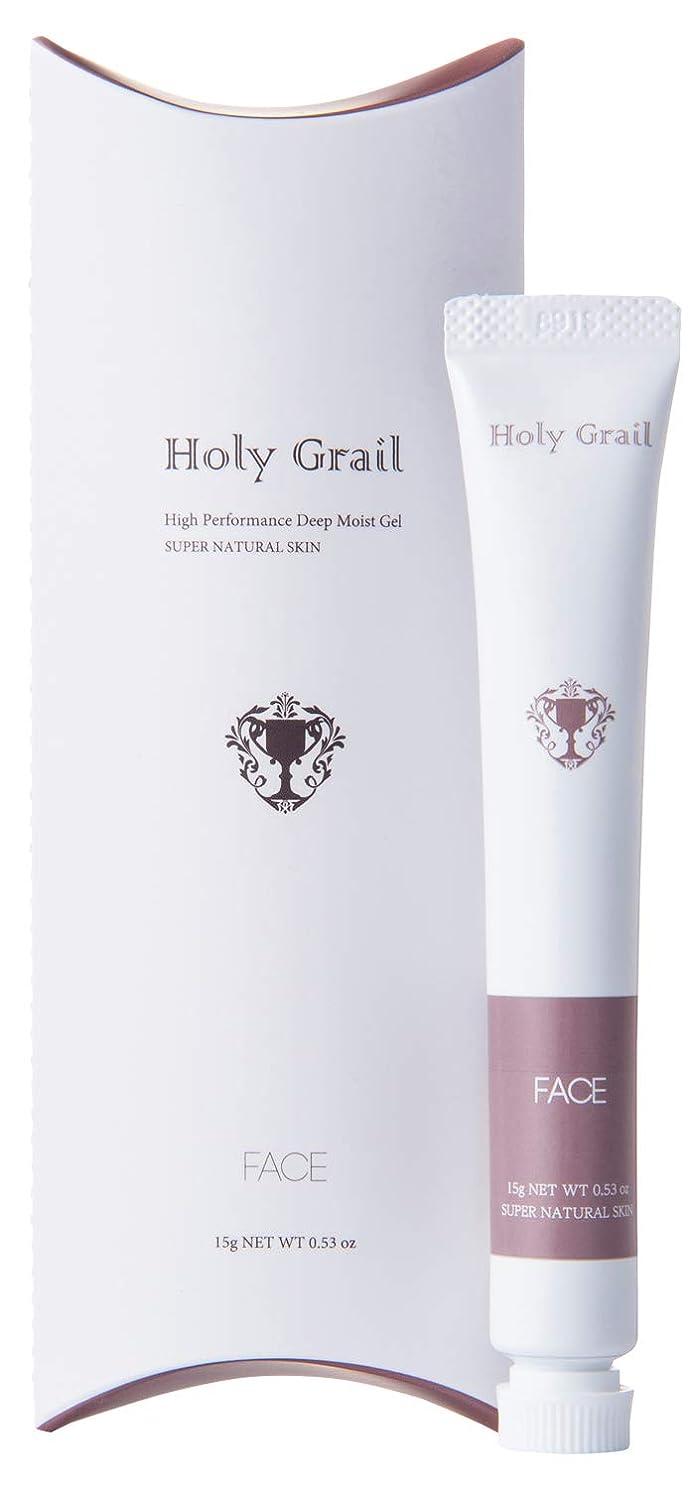 荒涼とした盗賊すでにHolyGrail ホーリーグレール ハイパフォーマンス ディープモイストジェル 高機能保湿美容液 (15g) 女性 男性 兼用