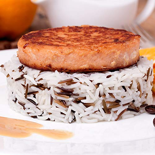 Rickmers Bali Easy Cook Basmati & Wild Rice - Pack Size = 4x3kg