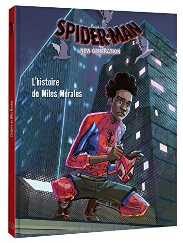 SPIDER-MAN NEW GENERATION - L'histoire de Miles Morales - MARVEL