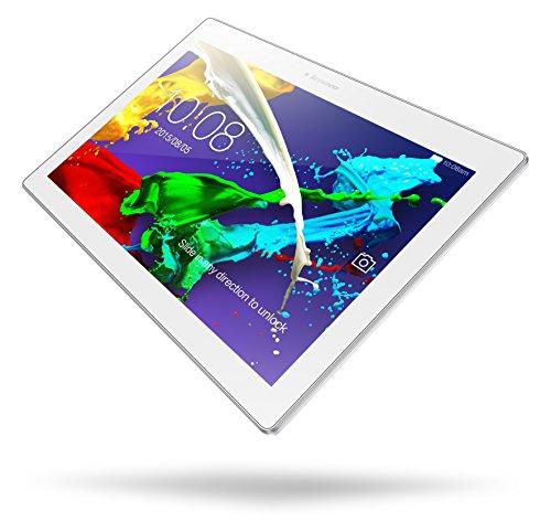 [Ancien Modèle] Lenovo Tab 2 A10-70 Tablette tactile FHD 10' Blanc (MTK 8165, 2 Go de RAM, 16 Go...