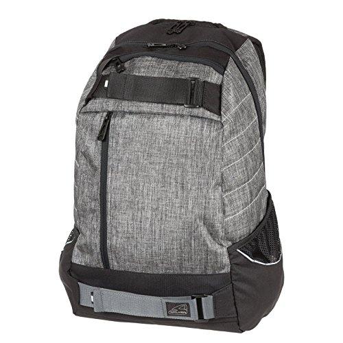 Wingman POSH Schulrucksack Rucksack Daypack - WALKER Schneiders - Volumen: 33 Liter (Grey Melange) - 42140-175