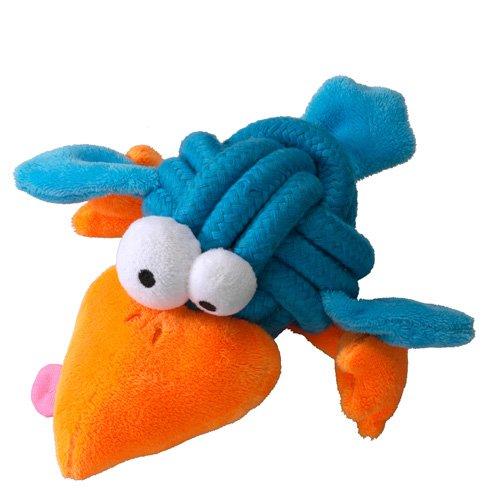 COOCKOO Hundespielzeug Bobble Regular, Blue