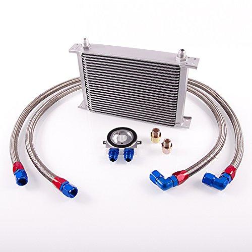 Arlows 25 Reihen Ölkühler Nachrüstkit (Dash 8, Länge: 110/130cm)