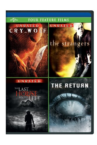 Cry Wolf / Strangers / Last House on the Left [Reino Unido] [DVD]