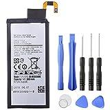 XITAIAN 4.4V 2600mAh EB-BG925ABE Repuesto Batería para Samsung Galaxy S6 Edge G9250 G925F G925FQ G925S S6Edge G925A G925V with Tools