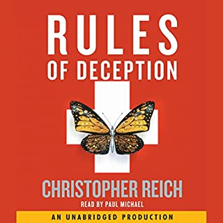Rules of Deception audiobook cover art