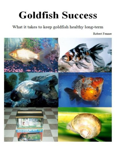 Goldfish Success (Success With Aquariums Book 1) (English Edition)