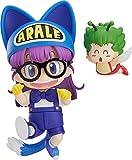 Good Smile Company Dr. Slump Nendoroid Action Figure Arale Norimaki Cat Ears Ver. & Gatchan 10 cm