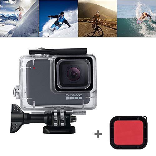 Disparar bajo el agua cúpula Puerto//Estuche para GoPro Hero 4 y GoPro 3 2.0 generación