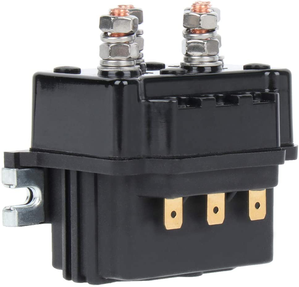 ROADFAR Free shipping on posting reviews Continuous Duty Switch Solenoid NEW before selling 800 for Relay Compatible