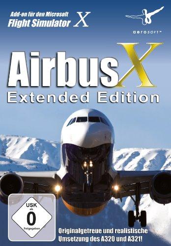 Flight Simulator X - Airbus X Pro Edition (Add - On zum FSX - A321) - [PC]