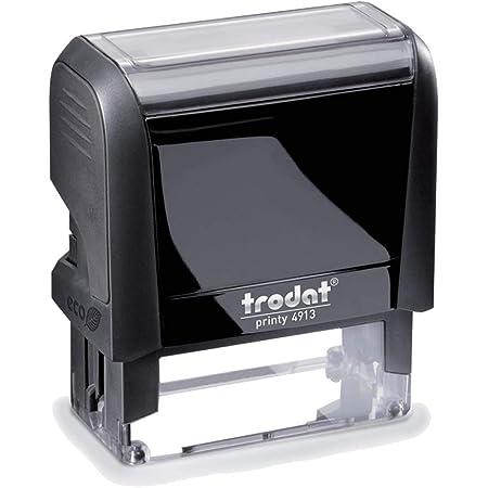DIY 4929 Trodat Printy-Timbro autoinchiostrante con Typeset lettere