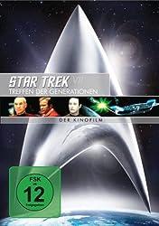 Cover Star Trek 7 – Treffen der Generationen