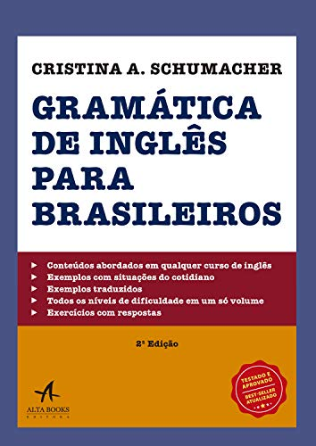Gramática de inglês para brasileiros