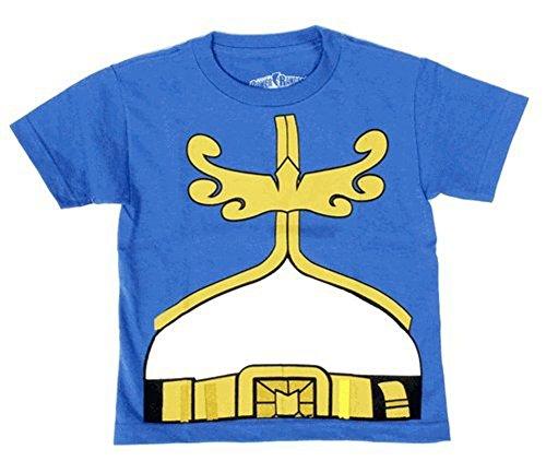 - Power Rangers T Shirt Kostüm