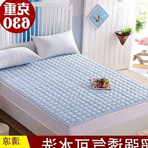 YLCJ Portable folding mattress, office pad umi-resistant nap padpad-O 90x200 cm (35x79 inches)