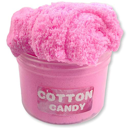 Cotton Candy Cloud Slime Scented (8oz)