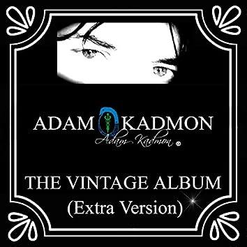 Adam Kadmon the Vintage Album (Extra Version) (Extra Version with bonus track)