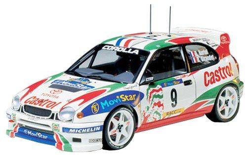 タミヤ 1/24 スポーツカーシリーズ No.209 トヨタ カローラ WRC プラモデル 24209