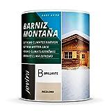 BARNIZ MADERA MONTAÑA AL AGUA Para el cuidado y la decoración de maderas...