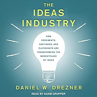 The Ideas Industry cover art