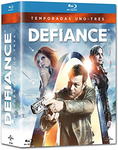 Defiance - Temporadas 1-3 [Blu-ray]