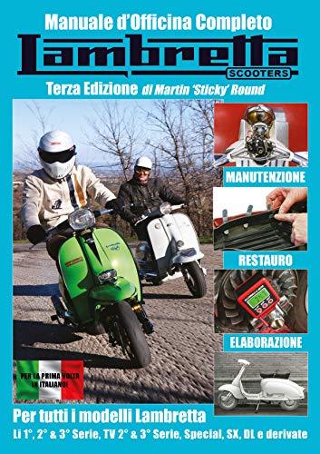 Manuale D'Officina Completo Lambretta