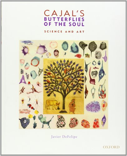 Cajal's Butterflies of the Soul: Science and Art