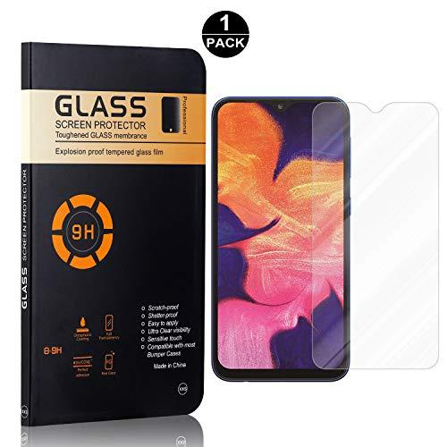 Bear Village® Displayschutzfolie für Galaxy M10, 9H Härtegrad Displayschutz, Keine Luftblasen, 3D Touch Schutzfilm aus Gehärtetem Glas für Samsung Galaxy M10, 1 Stück