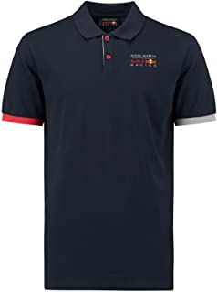 Red Bull Racing Formula 1 Men's Blue Authentic Polo F1