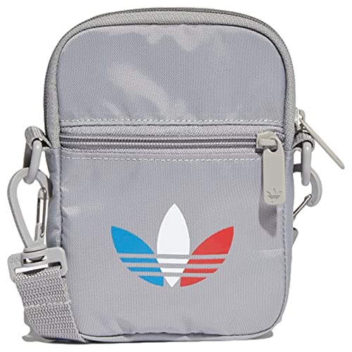 adidas GN5464 TRICOL FEST BAG Sports backpack unisex-adult mgh solid grey NS