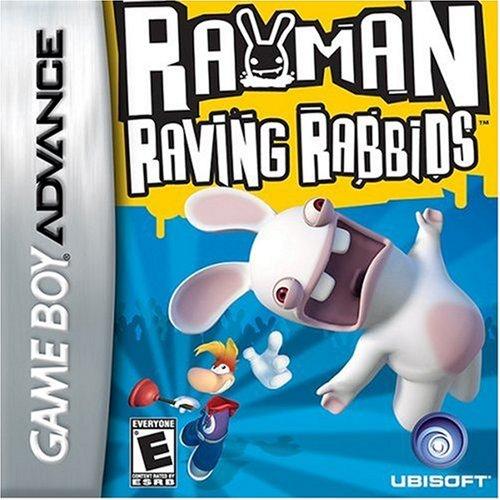 Gameboy Advance - Rayman Raving Rabbids [VERSION AMERICANA]